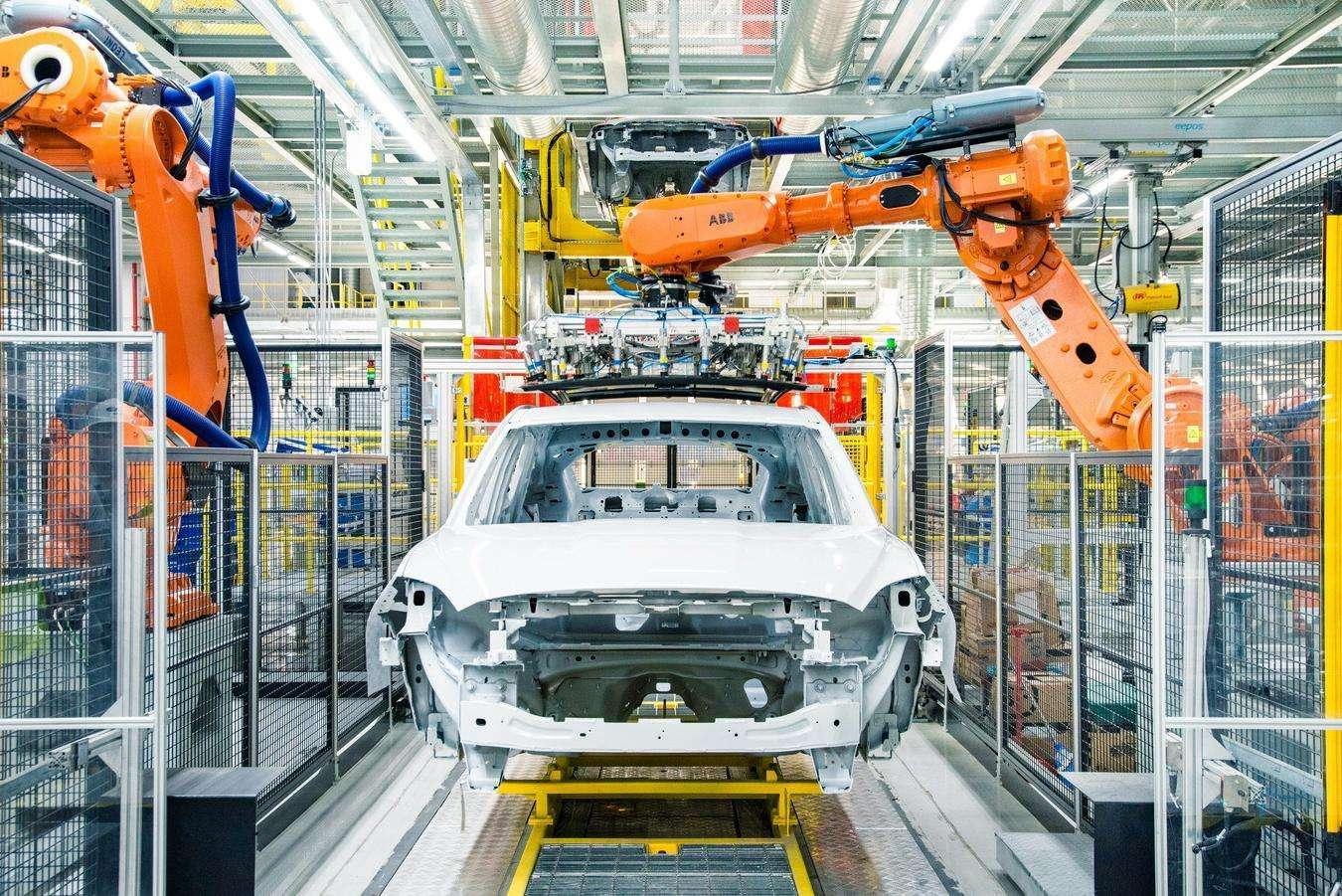 重庆智能制造改造正成为生产企业跨越式发展的新路径