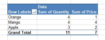 无需MS Office创建Excel!使用C ++以编程方式在 Excel 文件中处理数据透视表