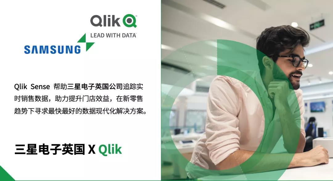 Qlik助力零售行业提升门店收益