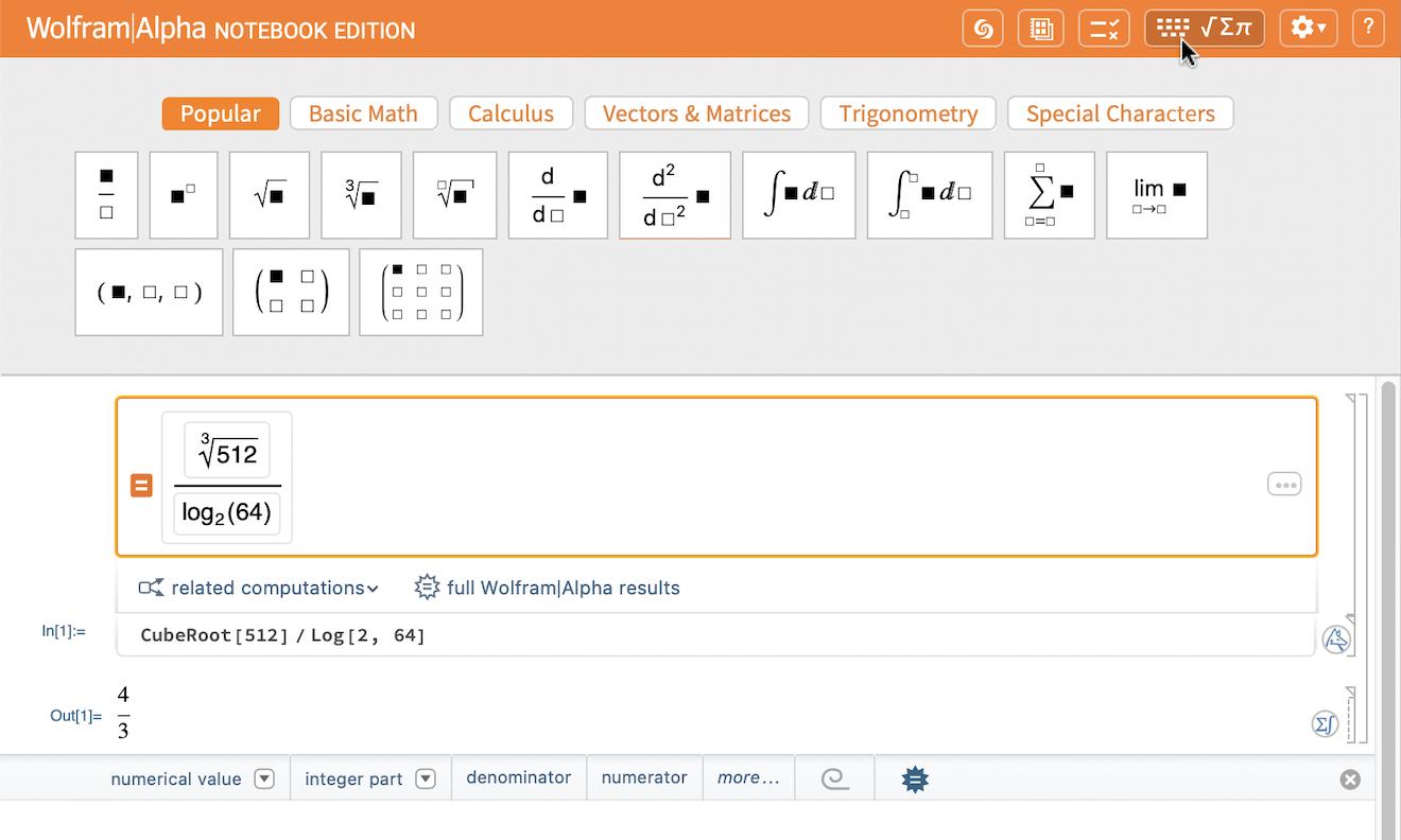 WolframAlpha教程,WolframAlpha,WolframAlpha中文版,WolframAlpha下载,mathematica,wolfram