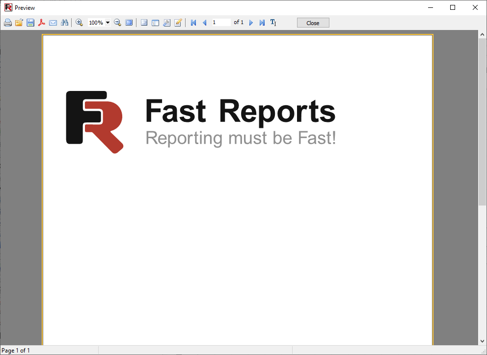 FastReport VCL v2021.3新功能演示:使用 http 和 https 协议将对象上传到 FastReport VCL