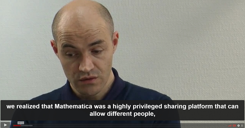 Mathematica案例:解决建筑教学中复杂的几何问题