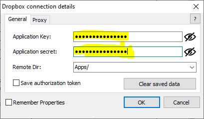 FastReport VCL v2021.3新功能演示:授权FastReport访问云存储(二)——连接到 Dropbox