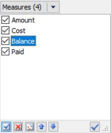 如何在 FastCube VCL 中使用过滤器和排序选项?