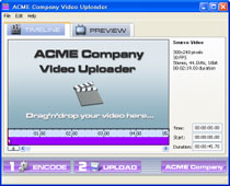 Turbine Video Uploader
