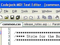 Xtreme Syntax Edit