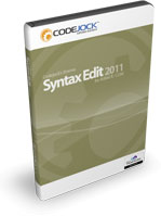 Xtreme ToolkitPro MFC C++用户界面控件获奖信息SyntaxEdit