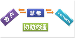 Devexpress技术支持,慧都,协助沟通