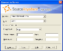 SourceAnywhere for VSS