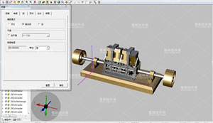 EV3DVue,PLM系统,3D模型测量