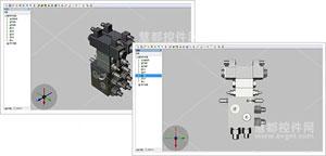 EV3DVue,PLM系统,AutoVue