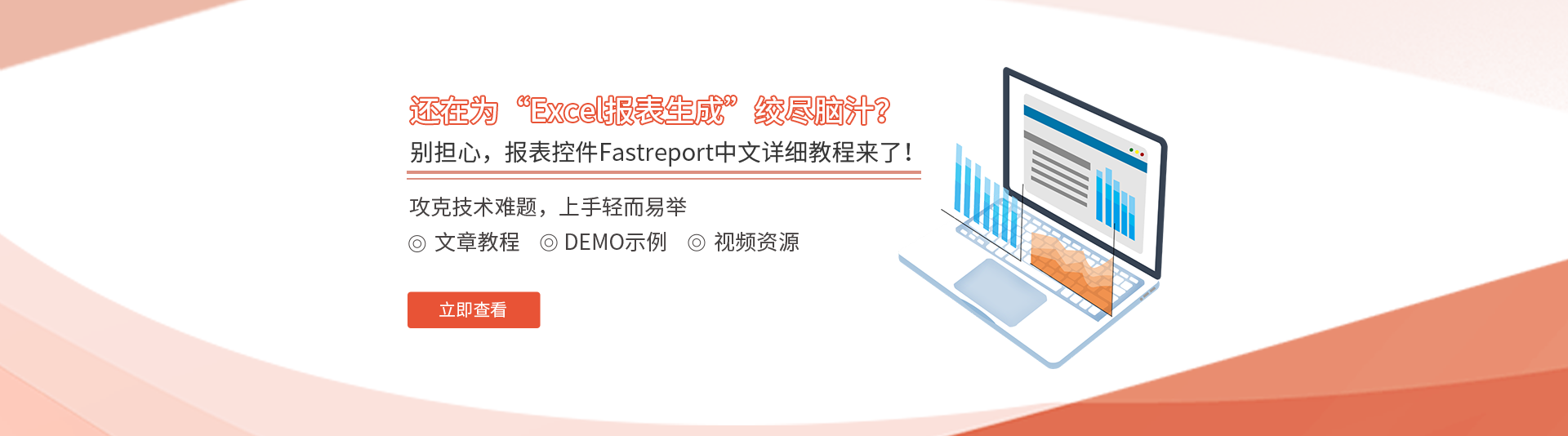 FastReport资源干货
