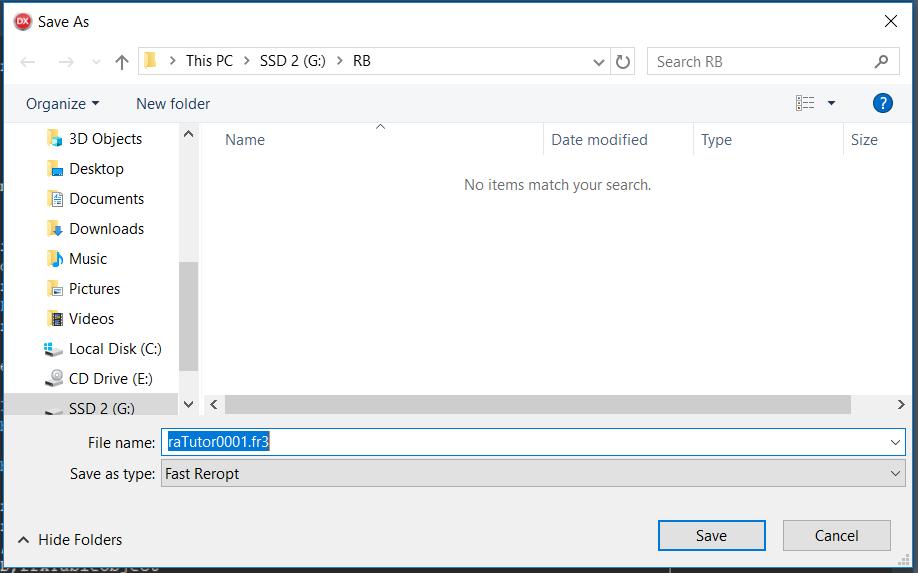 教你如何快速又有趣地从ReportBuilder 19迁移到FastReport VCL 6