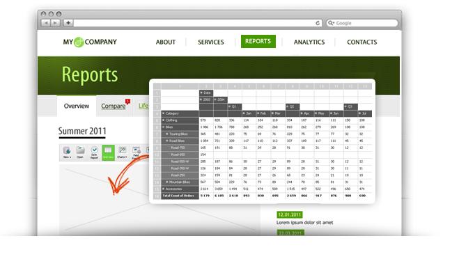 Flexmonster Pivot Table & Charts