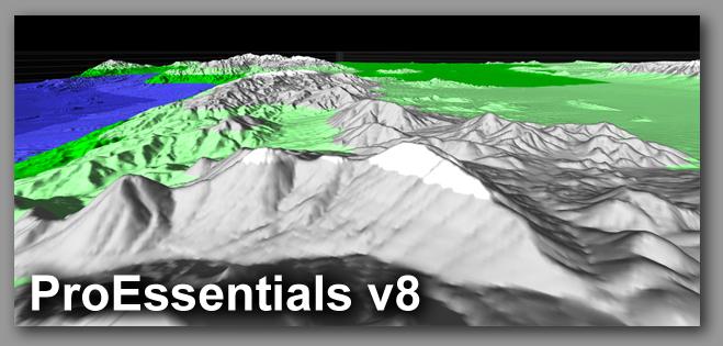 ProEssentials,图表,3D饼图
