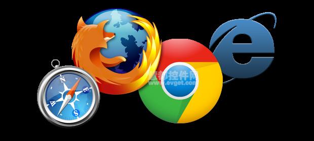 支持四大主流浏览器