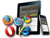 Highmaps支持移动设备