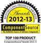 Component Source Top 100 Best Selling Product Award