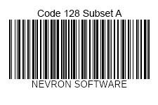 Code128SubsetA