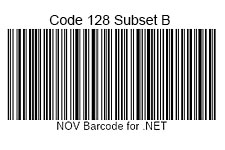 Code128SubsetB