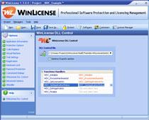 WinLicense DLL Control