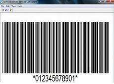 Barcode Maker Component for .Net授权购买