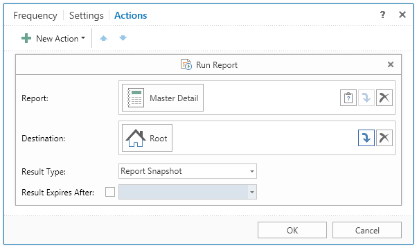 Stimulsoft Reports Server调度器
