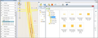 Comprehensive Styling System - Map Suite GIS Editor