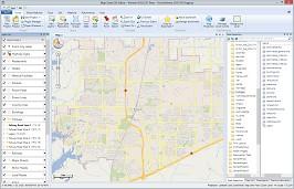 Map Suite发布GIS编辑器GIS Editor免费公测版
