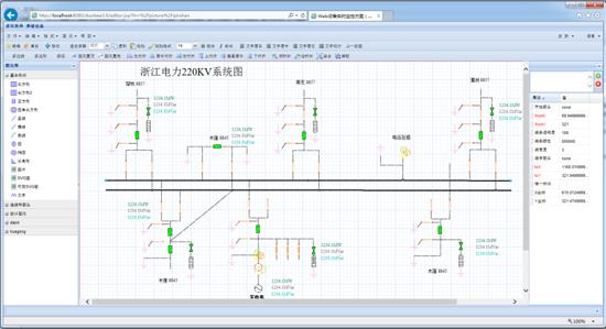 Web矢量图形控件