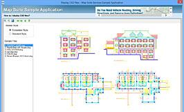 好消息!地理信息系统Map Suite新增CAD图形读取