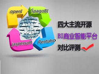 四大主流开源BI商业智能平台对比评测
