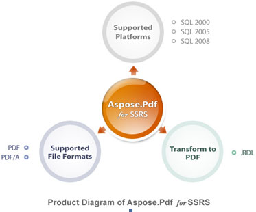 Aspose.Pdf for Reporting Services