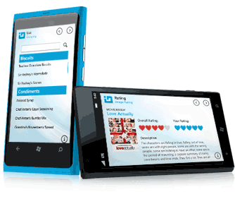 NetAdvantage Ultimate与设备无关的手机应用程序开发