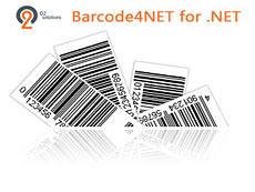 Barcode4NET授权购买