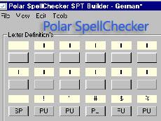 Polar SpellChecker