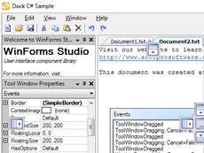 Windows Forms Controls