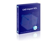 CAD Import VCL授权购买
