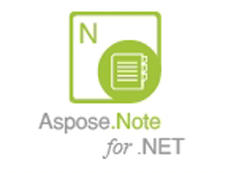Aspose.Note for.NET v20.9试用下载