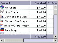 Advanced Data Grid Control