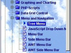Advanced Treeview Tree Menu Explorer