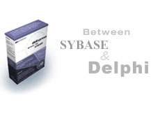 VISOCO dbExpress driver for Sybase ASA