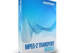 LEADTOOLS MPEG-2 Transport Module