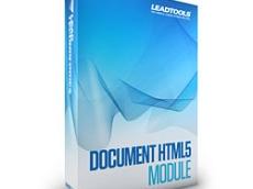 LEADTOOLS Document HTML5 Module