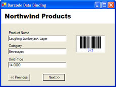 Barcode Professional for Windows Forms