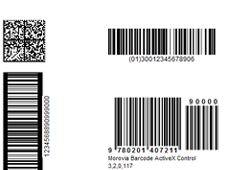 Barcode ActiveX Control & DLL