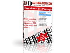 Complete Barcode Package