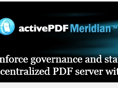 activePDF Meridian