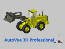 AutoVue 3D Professional Advanced