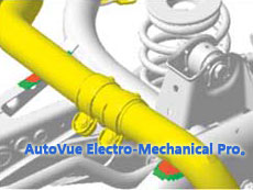 AutoVue Electro-Mechanical Professional
